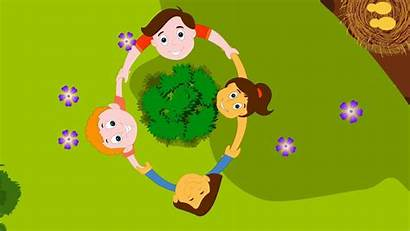 Mulberry Bush Nursery Rhyme