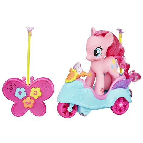 top 25 christmas gifts for 4 year old my pony pinkie pie rc scooter 18 33 from 30