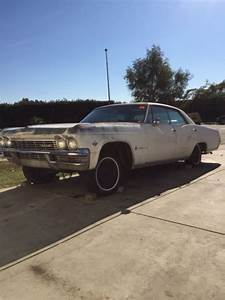 1965 Chevy Impala 4 Door Hardtop Parts Car Or Rebuild For Sale  Photos  Technical Specifications