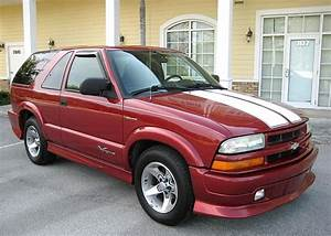 2004 Chevy Blazer Xtreme    Wynjammer Supercharger 4 3l