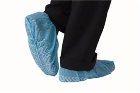 amazoncom medical booties shoe covers  slip package
