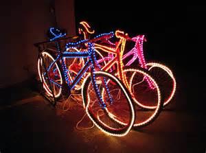 cool led bike