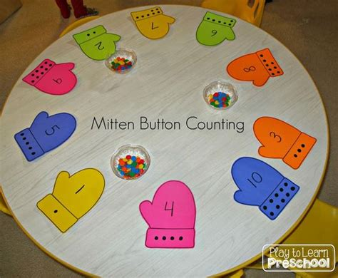 mitten button counting play to learn preschool 534 | 995e6e9646d99f7164d75d9c79b3eb57