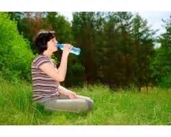 Как вывести лишнюю воду из организма?