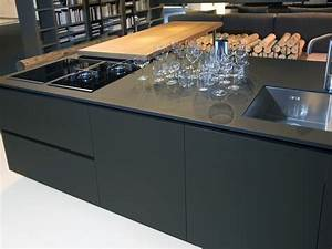 Arbeitsplatte Fenix Ntm : cuisine fenix ntm laisn ~ Frokenaadalensverden.com Haus und Dekorationen