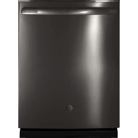 Ge Top Control Builtin Tall Tub Dishwasher In Black