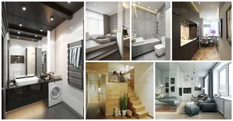 large   small  square meter apartment