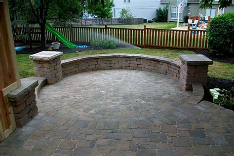 The Patio Westhton by Pavers And Wall Block Harken S Landscape Supply Garden