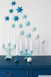 14 eye catchy diy paper wall décor ideas shelterness - Diy Bedroom Decor Ideas