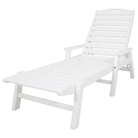 chaise longue plastique kettler roma white plastic resin chaise lounge patio pool