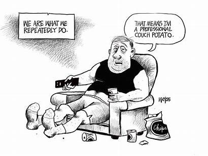 Cartoons Habit Help Habits Personal Growth Medium