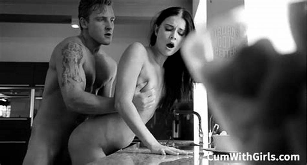 #Babe #Getting #It #Hard #From #Behind #On #The #Kitchen #Counter