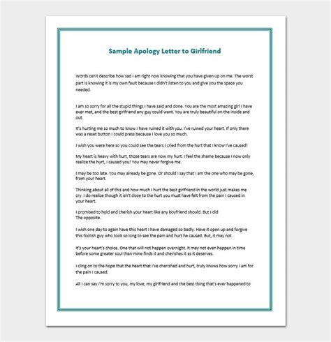 apology letter  bad rude  unprofessional behavior