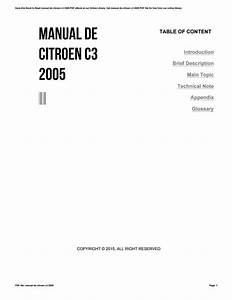 manual citroen c3 pdf espanol 2019 ebook library With citroen c3 wiring diagram pdf 20022009 citroen c3 haynes service