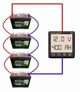 Parallel Battery Bank Wiring Diagram