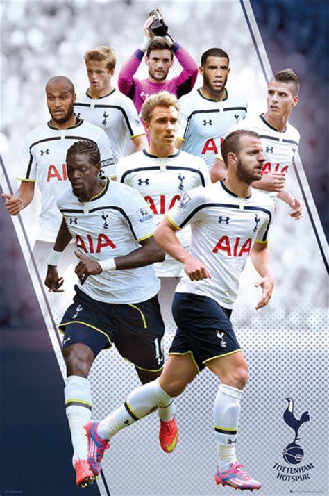 Bestel de Tottenham Hotspur FC - Players 14/15 Poster op ...