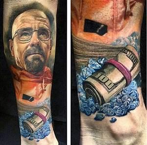 Breaking Bad Tattoos - Gallery | eBaum's World
