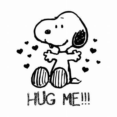 Snoopy Valentines Peanuts Hug Shirt Teepublic