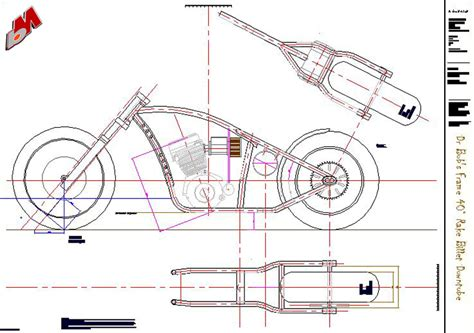 Building Your Custom Motorcycle Frame