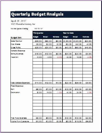 quarterly sales report exceltemplates exceltemplates
