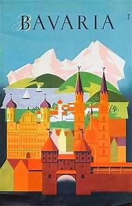 Vintage Shop München : 153 best images about travel posters germany austria on pinterest vienna salzburg austria ~ Orissabook.com Haus und Dekorationen