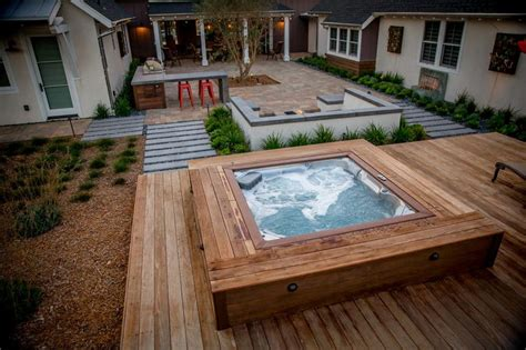 25+ Magnificent Outdoor Living Spa