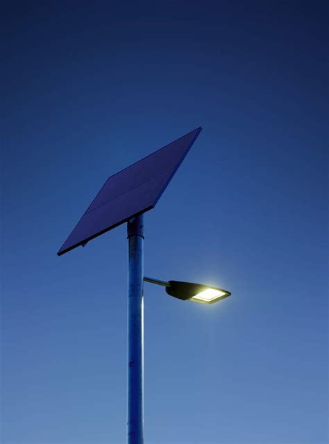 philips develops efficient solar powered led lighting