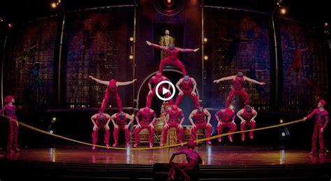 Dralion Video: Fusion of East & West   Cirque du Soleil