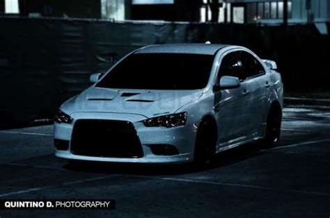 white mitsubishi lancer with black rims rota torque wheels on 2009 mitsubishi lancer wheeldude com