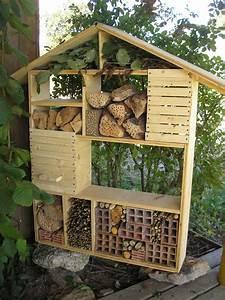 Abri à Insectes : construire un abri insectes ducation l ~ Premium-room.com Idées de Décoration