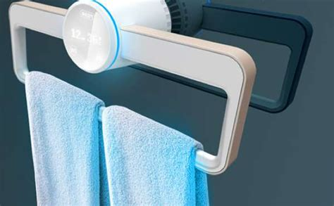 UV Towel dryer and sanitizer | Innovation Essence