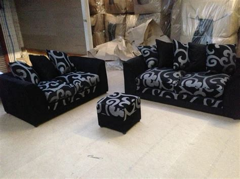 Three Sofa Set by Zina Three Seater And Two 3 2 Seater Sofa Set In