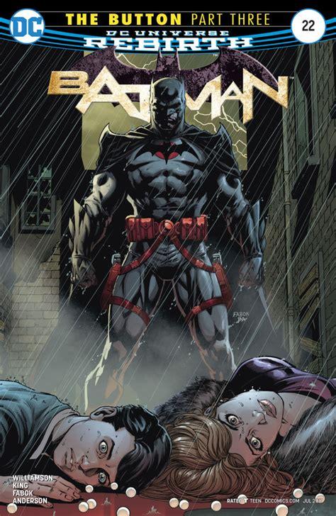 flashpoint timeline returns  batman  ign