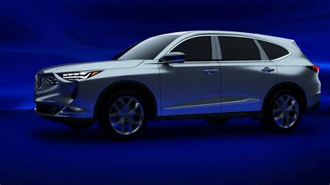 acura mdx tlx leaked  rdxs infotainment system