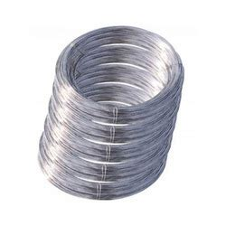 Kawat Wire Silver dipped galvanized wire at best price in india