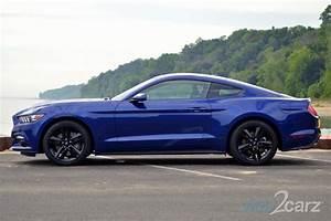 2015 Mustang EcoBoost Premium Review | Carsquare.com