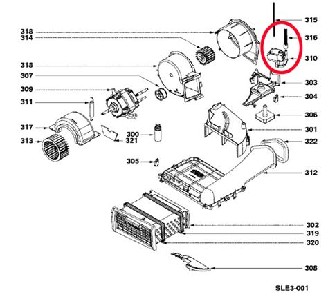 pannes s 232 che linge de marque indique bac plein alors que
