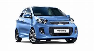 Subtly Facelifted Kia Picanto Leaks Out Early