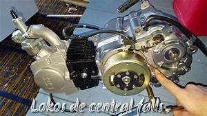 125cc Motor Lifan