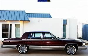 1990 Cadillac Brougham Parts