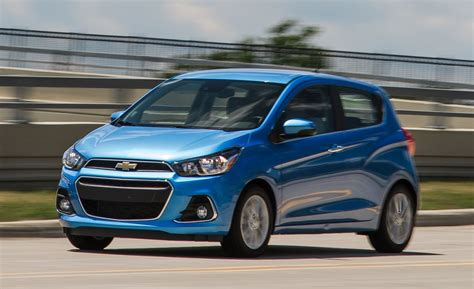 Review Chevrolet Spark by 2016 Chevrolet Spark Test Review Car And Driver