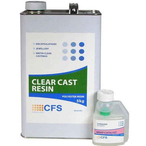 corner floor mat 5kg water clear casting resin