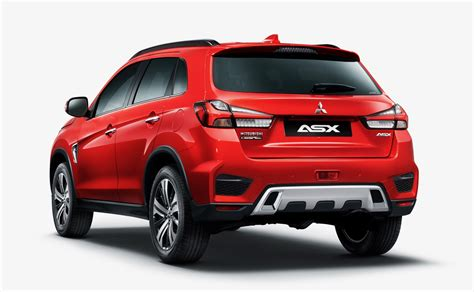 2020 Mitsubishi Outlander Sport by 2020 Mitsubishi Outlander Sport Previewed With New Asx