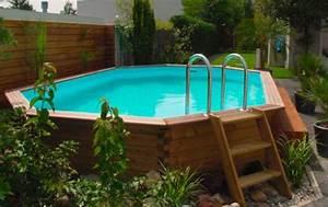 Dimension Piscine Hors Sol : piscine hors sol bois oblong m1 6 20 x 3 90 m h 1 33 m gardipool ~ Melissatoandfro.com Idées de Décoration