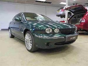 Jaguar 2003 03 X Type 2 0 V6 Green Manual 51 000 Miles