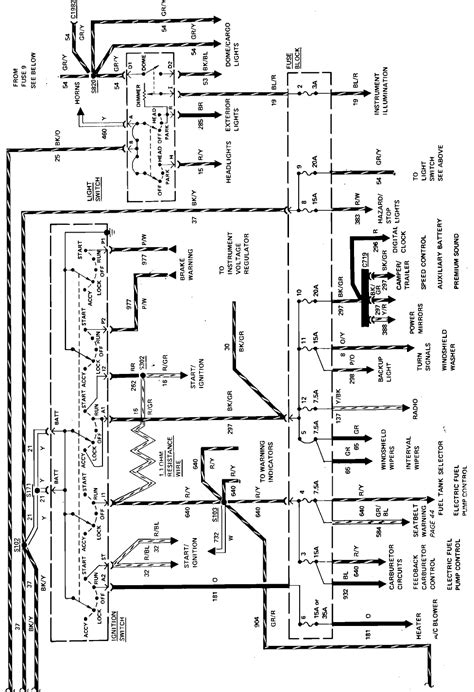 Ford 5030 Wiring Diagram by I Need A Charging System Wiring Diagram For 1982 Ford