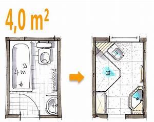 Tipps Für Kleine Bäder 4 Quadratmeter : badplanung beispiel 4 qm spezielle duschl sung im ehemaligen wannenbad bad grundriss ~ Frokenaadalensverden.com Haus und Dekorationen