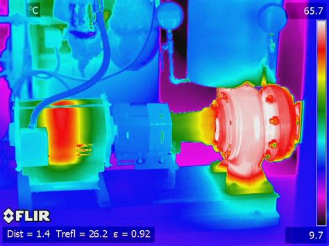 Infrared Thermography for Mechanical Systems and Motors ...