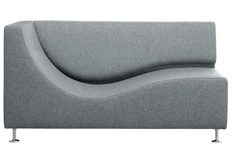 chaise de luxe three sofa de luxe chaise longue with armrest cappellini