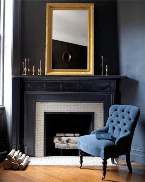 Black Fireplace - 1000 ideas about black fireplace mantels on